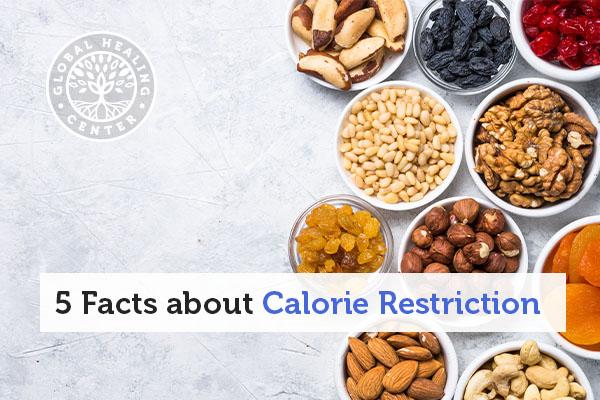 Bowls of low calorie, nutrient-rich snacks.