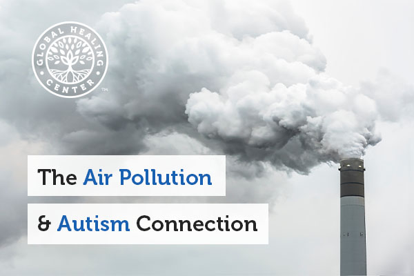 An industrial factor emitting pollution.