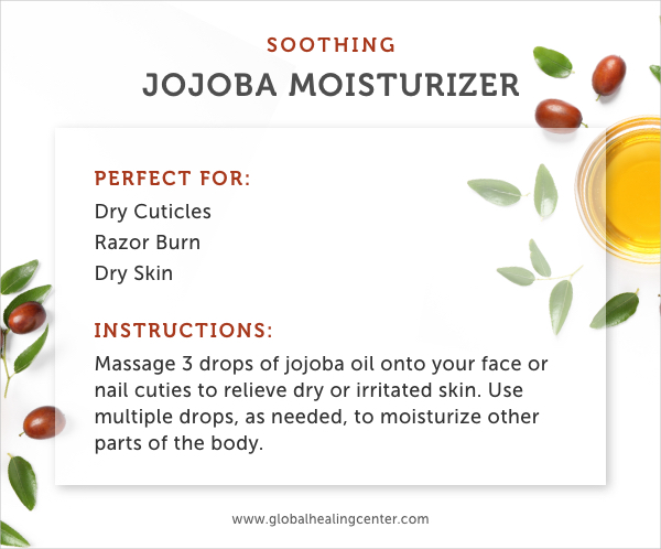 Try this soothing jojoba moisturizer that'll transform your skin.