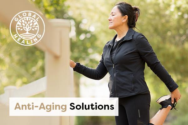 Webinar Natural Anti Aging Solutions