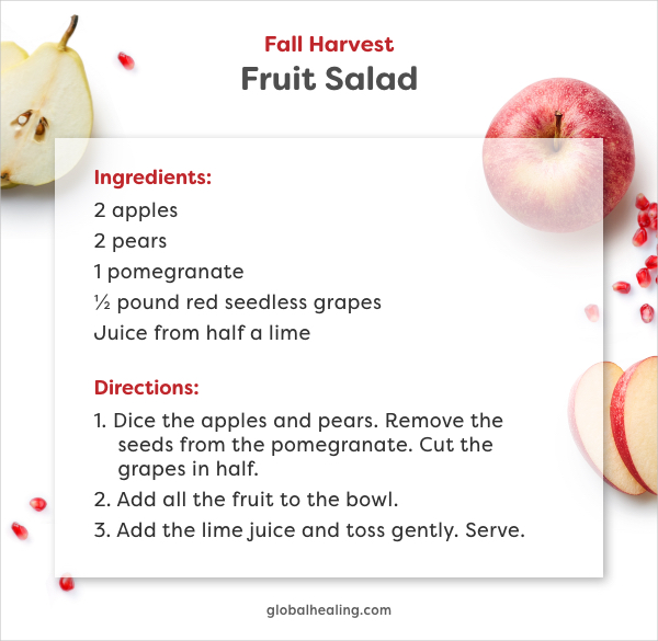 Fall Harvest Recipe