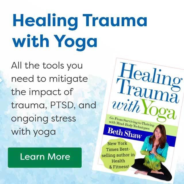 Healing With Yoga